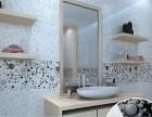 苏州吴中区甪直镇敲卫生间浴缸改淋浴房(卫生间改造翻新贴瓷砖