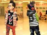 2012新款冬装韩版宝宝儿童男童童装 保