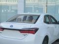 丰田卡罗拉2016款 双擎 1.8 CVT 领先版 购车返百分之