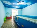 郑州儿童游泳馆加盟