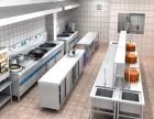 番禺区商用厨房设计 厨房设备制作安装