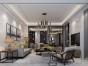 港铁天颂中式装饰设计 室内设计 家装设计 软装设计 家庭设计