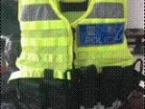 荧光黄交警反光背心新式交通反光背心工字型反光背心