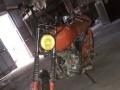 龙湖复古摩托车长条椅改装