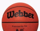 全新正品韦伯篮球601牛皮质感真耐磨