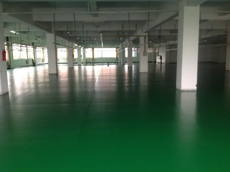 上海厂房环氧地坪翻新 厂房环氧地坪施工