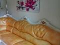 真皮布艺欧式沙发维修翻新 沙发椅子换面换海绵包床头