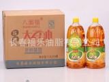 厂家直销非转基因低温压榨豆油食用植物油特产食用大豆油1.8升油