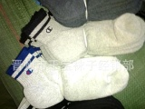 外贸各品牌运动袜 七分毛巾袜 半毛巾袜子
