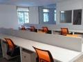 厂家直销办公家具,办公桌椅,钢架组合位,开放办公桌