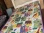 单人床组装加席梦思床垫免费送货
