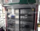 全新海口冷柜 点菜柜 展示柜 不锈钢四门 六门冷柜保鲜工作台