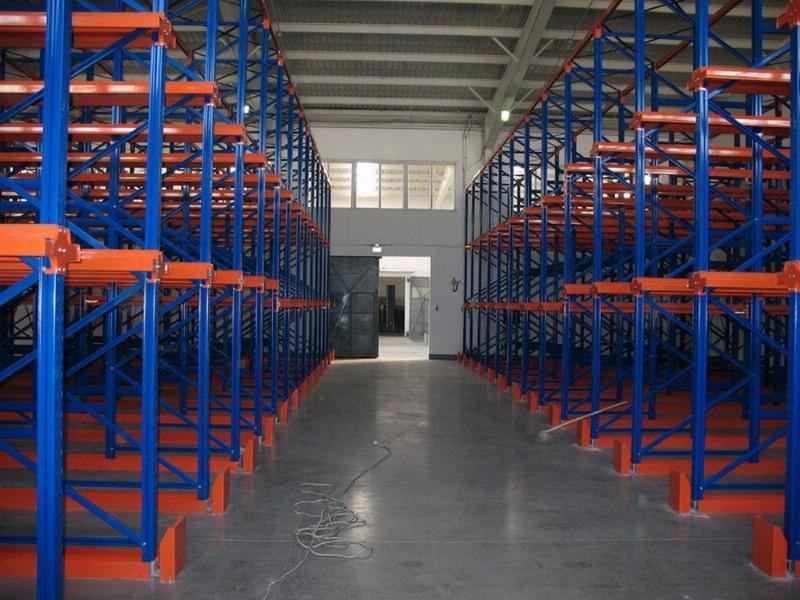 济南二手货架回收双兴仓储仓库库房货架回收