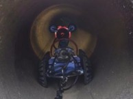 南京市出租管道机器人管道潜望镜和承接管道清淤及管道检测