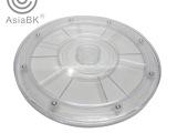 厂家批发透明亚克力转盘 8寸塑料配件 货架旋转底座 直径20CM