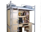 热销合肥双层铁架床合肥上下铺床学校宿舍床送货安装