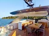 上海游艇出租 96尺豪華游艇 上海游艇出租來樂航
