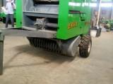小麦秸秆打捆机 牵引式打捆机 圣隆机械厂制造
