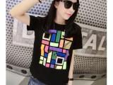 5块女装韩版新货短袖T恤 特价夏季女T恤 明星同款女装批发