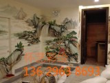 墙绘 手绘壁画 网咖彩绘 酒店彩绘 儿童房彩绘