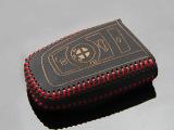 宝马专用真皮手缝钥匙包 5系 6系 1系 3系 X3车用钥匙遥控