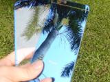 彩色钢化膜 苹果6 5.5寸钢化膜 iphone6plus钢化膜