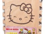 明德地垫kitty猫拼图地垫卡通泡沫eva地垫0-3岁宝宝爬行垫