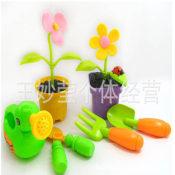 种花工具 开心小农场 儿童益智玩具  过家家玩具