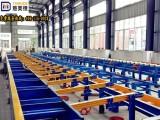 无锡意美德制造1100吨铝型材冷床生产线全自动操作简单