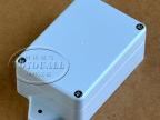 带耳防水盒 室外电缆接线盒 塑料电源端子盒 仪表外壳F19