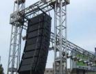 舞台音箱LED大屏幕