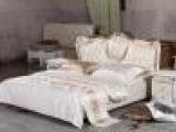 香艳缘欧式系列工厂直销欧式太子床牛皮床皮床布床沙发床垫