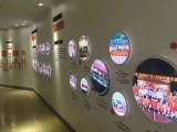 南山国际大厦附近广告招牌前台字前台墙LOGO制作安装服务