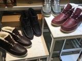 冬季男士雪地靴皮毛一体真皮羊毛短靴棉鞋加