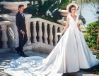 莆田婚纱摄影小编分享新娘婚纱礼服的挑选攻略