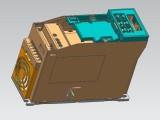 专业设备扫描 高精度成像 三维全方位建模 快速构面出图
