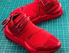 男鞋经典混合三本耀司adidas Y-3 Qasa