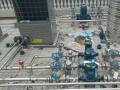 中央热水工程 中山五星级酒店热水工程 空气能热泵太