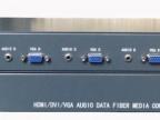北京汉源高科供应4路VGA高清数字光端机厂家直销