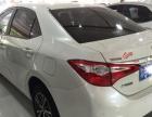 丰田雷凌1.6排量自动档珍珠白