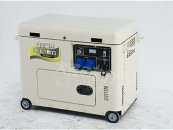 3kw静音柴油发电机工厂