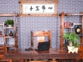 拉萨市老船木家具工厂批发价茶桌茶台办公桌餐桌吧台椅子沙发茶几