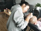 纹发技能培训头发稀疏加密改善植发补救秃顶