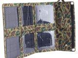 野营旅游必备折叠笔记本太阳能充电器 新款太阳能移动电器批发