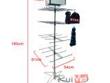 加工生产 专业定制衣帽围巾展示挂架 家用衣服收纳架 帽子展示架