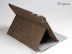 畅销产品 丑鸟IPAD3 保护套超薄 背壳IPAD2皮套 休眠多角度支架