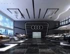 专业成都汽车店装修 汽车店设计公司 汽车店翻新改造
