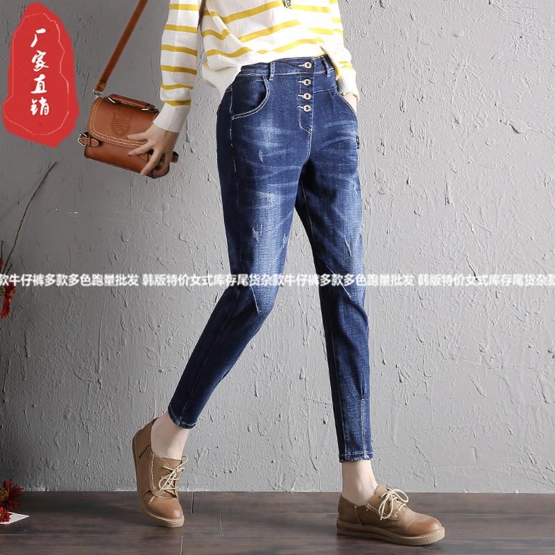 地摊便宜牛仔裤烟台大量适合赶集摆地摊叫卖10元以下服装批发