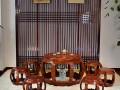 缅甸花梨红木圆桌价格