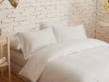 五星级酒店床上用品批发 高档酒店宾馆四件套 纯棉白色四件套批发